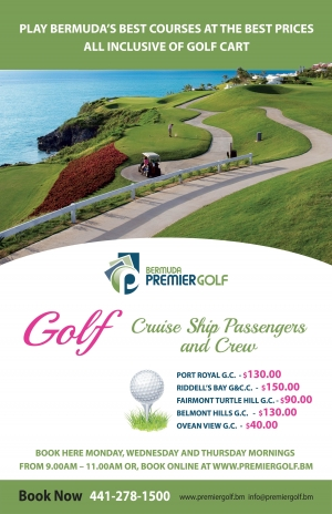 Bermuda Golf Set3