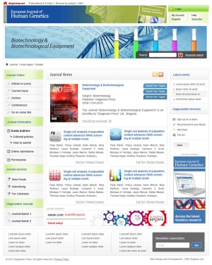 Biotechnology and Biotechnological Equipment